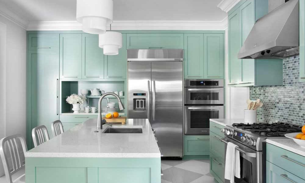 What Color To Paint Kitchen Cabinet K B Cabinet