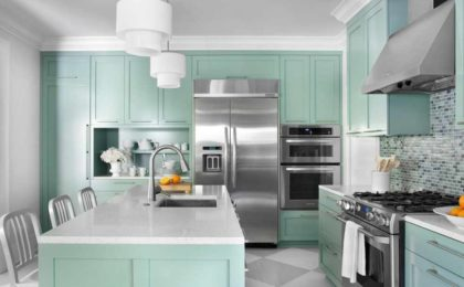 Color to Paint Kitchen Cabinet