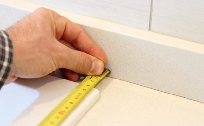 How To Measure Kitchen Cabinet