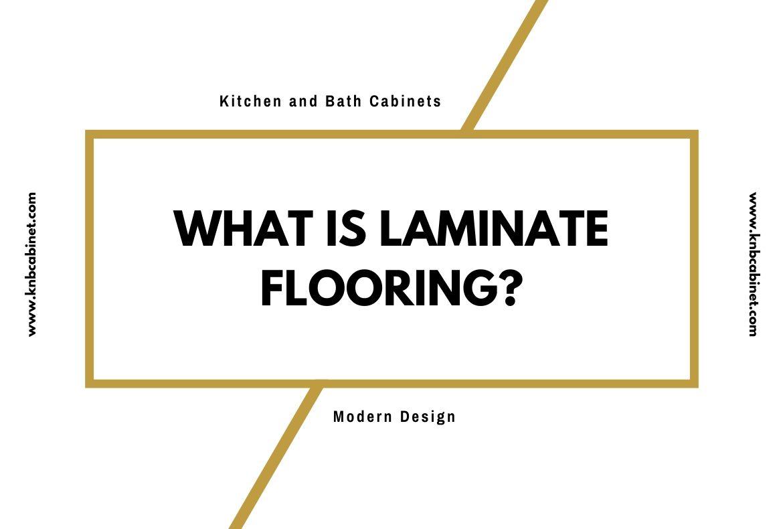 What is Laminate Flooring