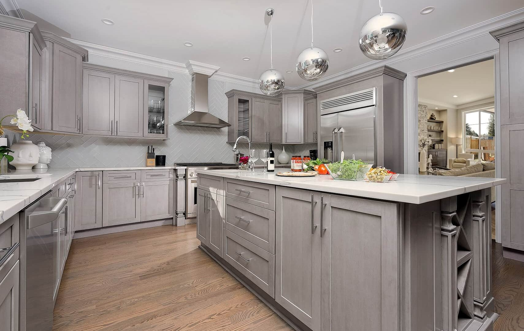 Kitchen Design, Kitchen Design Models, Kitchen Design Ideas, French, Tuscan, Restaurant, Inspiration, Black, U Shape, Backsplash, Italian