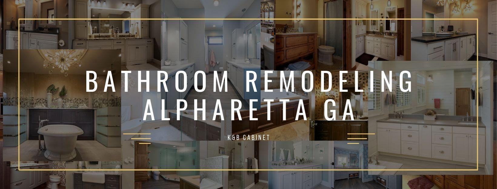 Bathroom Remodeling Alpharetta GA