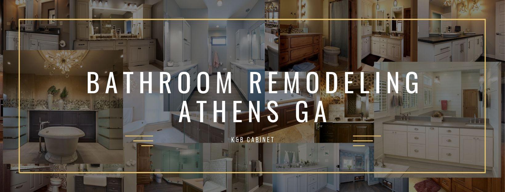 Bathroom Remodeling Athens GA