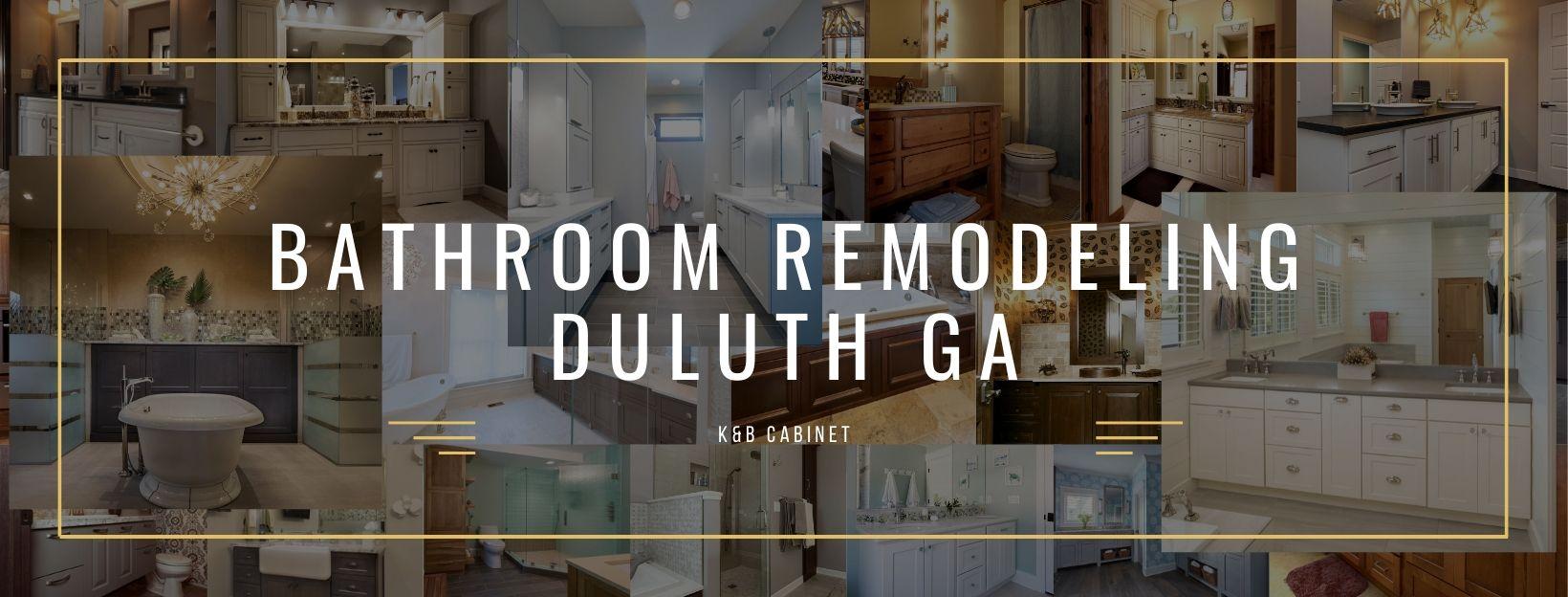 Bathroom Remodeling Duluth GA