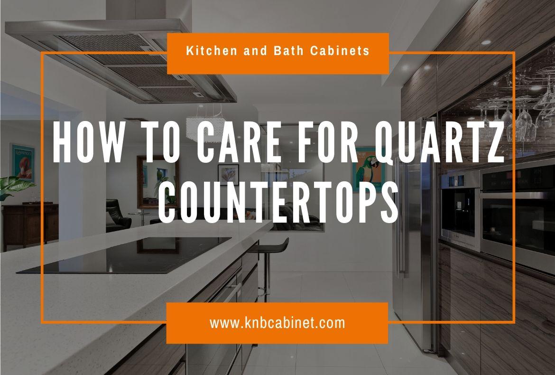 How To Care For Quartz Countertops-2
