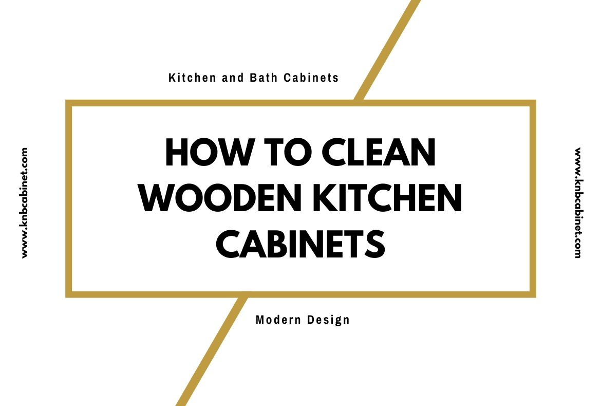 How to Clean Wooden Kitchen Cabinets-2
