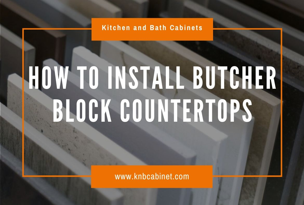 How to Install Butcher Block Countertops-2