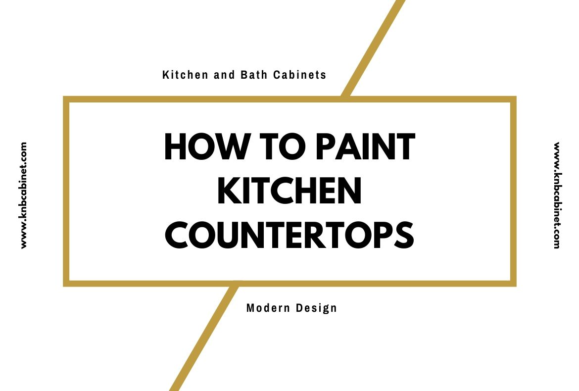 How to Paint Kitchen Countertops-2