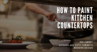How to Paint Kitchen Countertops
