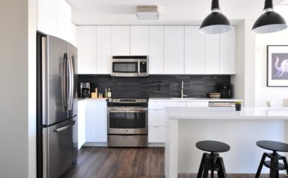 How to build a kitchen cabinet