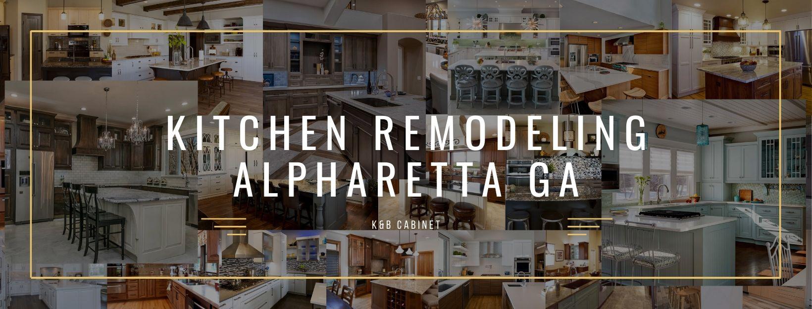Kıtchen Remodelıng Alpharetta GA