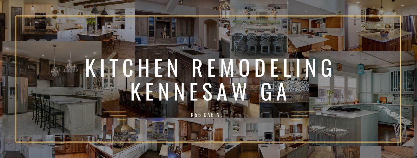 Kıtchen Remodelıng Kennesaw GA
