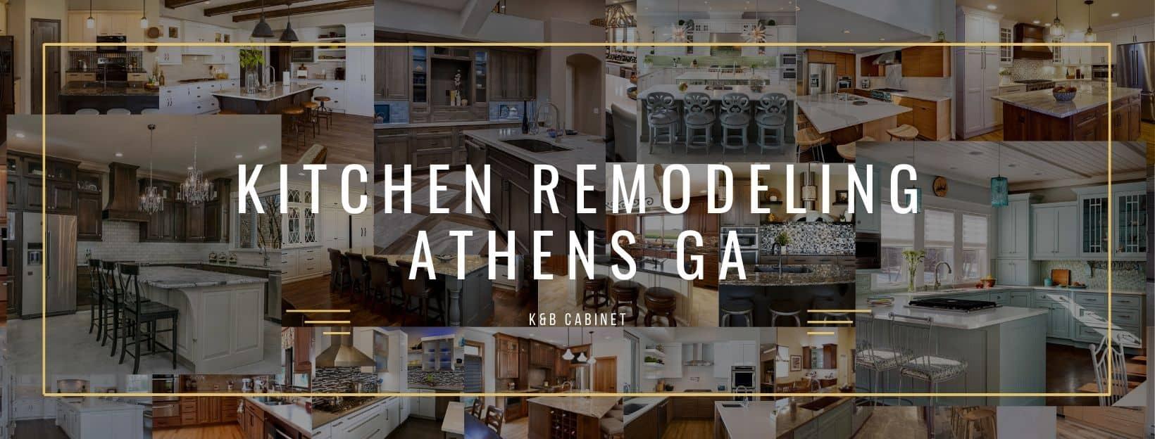 KItchen RemodelIng Athens GA