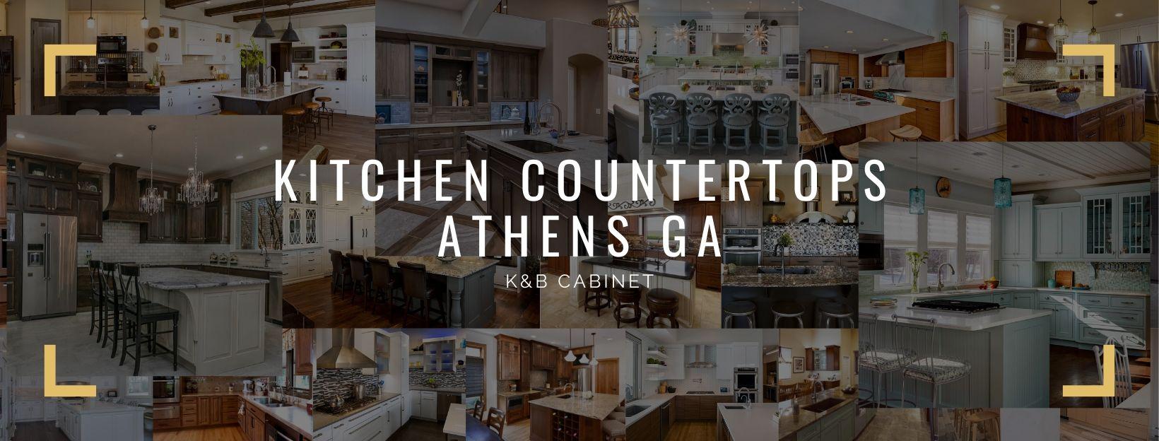 Kitchen Countertops Athens GA