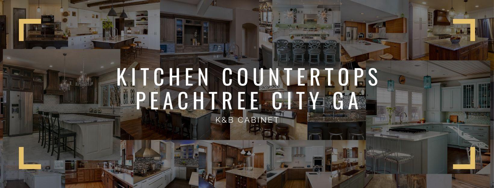 Kitchen Countertops Peachtree City GA
