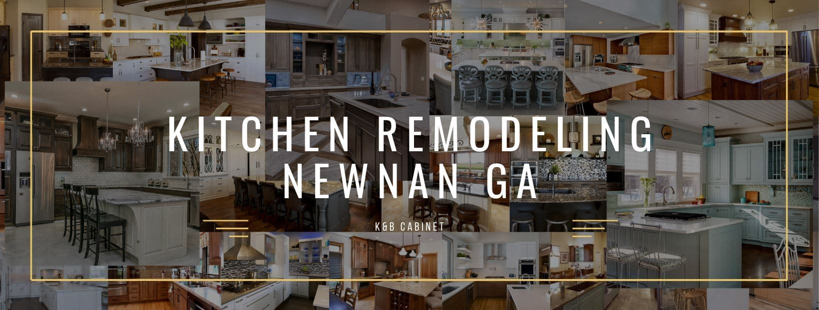 Kitchen Remodeling Newnan GA