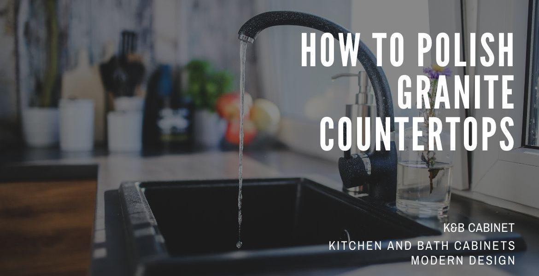 How to Polish Granite Countertops-2