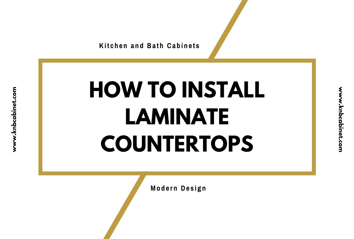 How To Install Laminate Countertops-2