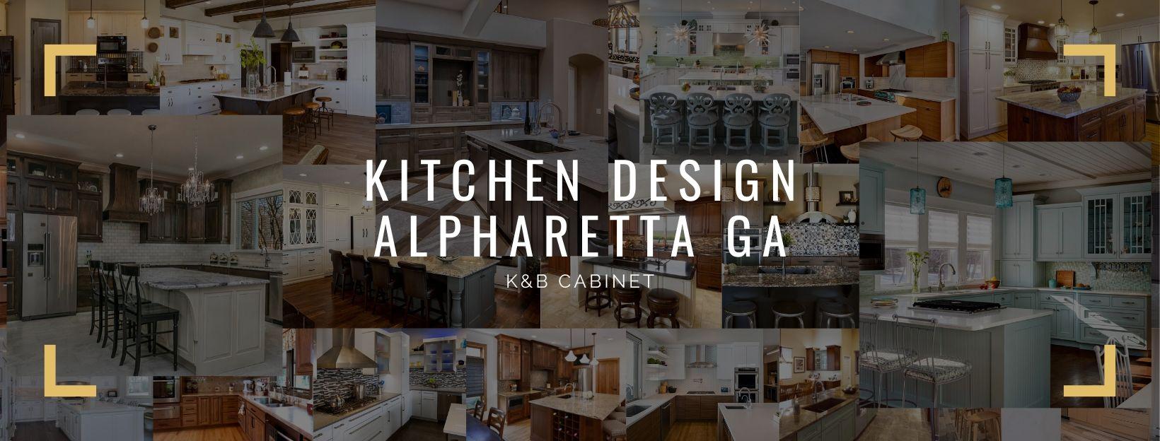 Kitchen Design Alpharetta GA