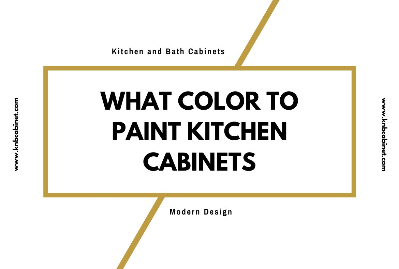 What Color To Paınt Kıtchen Cabınets-2