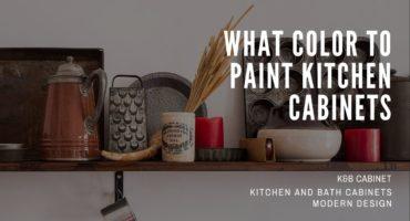 What Color To Paınt Kıtchen Cabınets