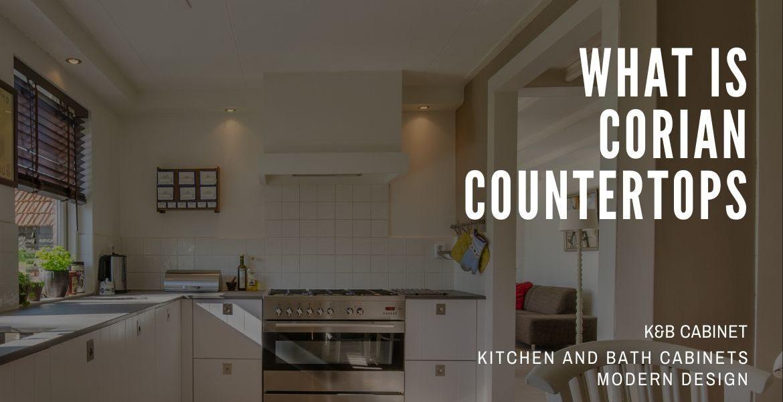 What is Corian Countertops