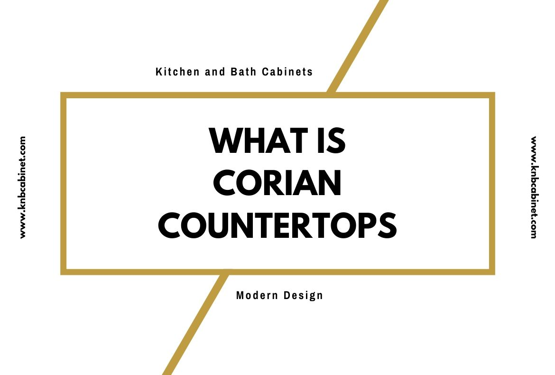 What is Corian Countertops-2