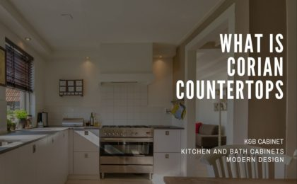What is Corian Countertops